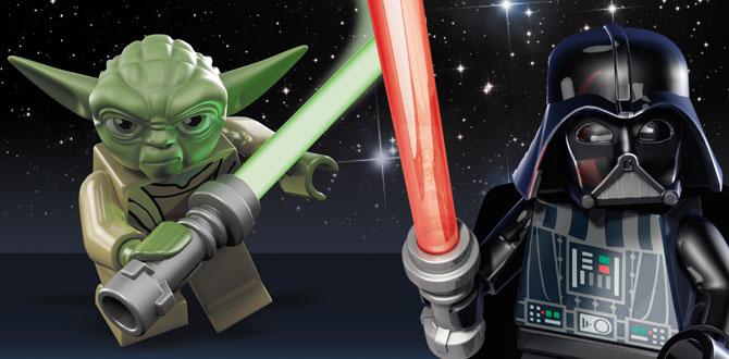 Star Wars™ heyecanı ve 'Klonların Saldırısı' LEGOLAND® Discovery Centre'da!