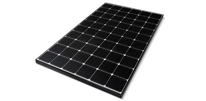 LG, güneş panelleriyle çevreyi koruyor…