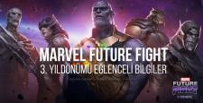 MARVEL Future Fight, dünyadaki 70 milyon oyuncusuyla 3. yaşını kutluyor…