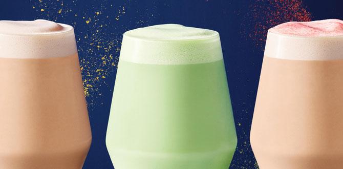 Starbucks'tan çay ve latte sevenlere özel yeni lezzetler: Matcha Tea Latte ve Rooibos Tea Latte