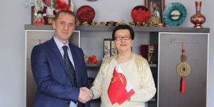 İstanbul merkezli Türk Çin Kültür Derneği Anadolu genelinde yaygınlaşıyor…