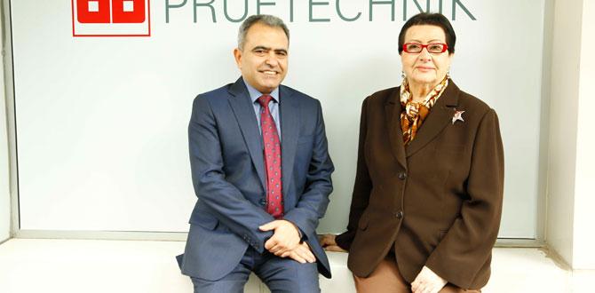 Konusunda dünya lideri Prüftechnik iletişimde Beze ile çalışmaya başladı…