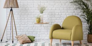 Evlerde rahatlığın sembolü tekli koltuklar…