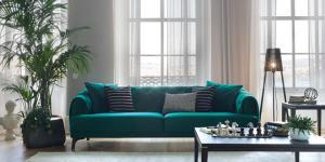 Ev dekorasyonunu bir başyapıtla tamamlayın: Navona Koltuk Takımı