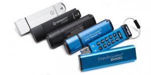 Kingston şifreli USB sürücüler yaklaşan GDPR uyumu için temel bileşen olacak…