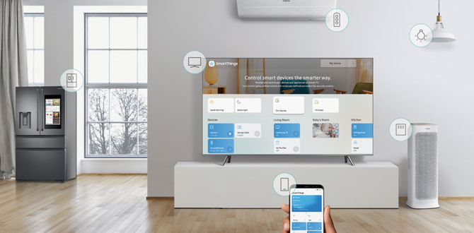 Samsung'un QLED TV'leri akıllı ekran dönemini başlatıyor…