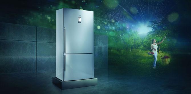 Siemens soğutucularla taptaze bir yaz…