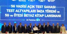 HUAWEI, Türkiye'nin 5G yol haritasınısonuna kadar destekliyor…