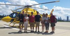 Kapadokya'da balon, İstanbul'da helikopter turu…