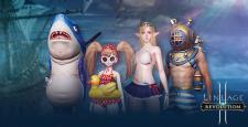 Lineage 2: Revolution, yaz mevsimini mayo kostümleriyle kutluyor…