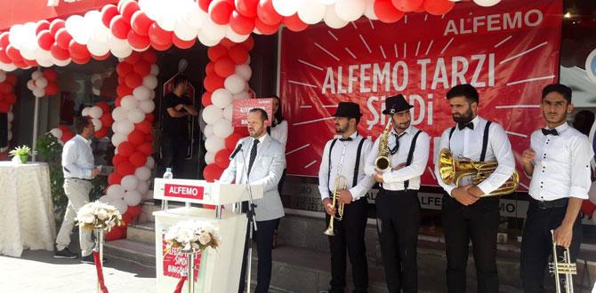 Alfemo 1 haftada 3 yeni mağaza ile hız kesmiyor…