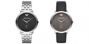 Emporio Armani saatlerinde cezbeden etki…
