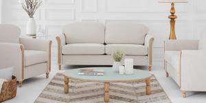 Buka ile ev dekorasyonunuza minimalist bir dokunuş…