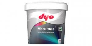 DYO'nun ipek mat dış cephe boyası Akromax'tan zorlu iklim koşullarına karşı tam koruma…