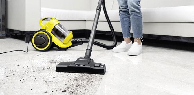 Bayram temizliği için Kärcher'den pratik çözümler…