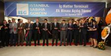 İstanbul Sabiha Gökçen'in yolcu kapasitesi 41 milyona çıkacak…
