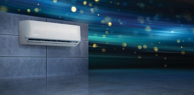 Yaz sıcaklarına Siemens'ten Wi-Fi özellikli çözüm…