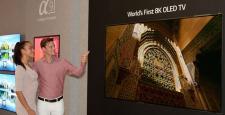 LG dünyanın ilk 8K OLED TV'siniIFA 2018'de tanıtıyor…