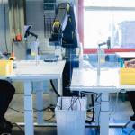 Bosch'un robot teknolojisi engelli çalışanların hizmetinde…