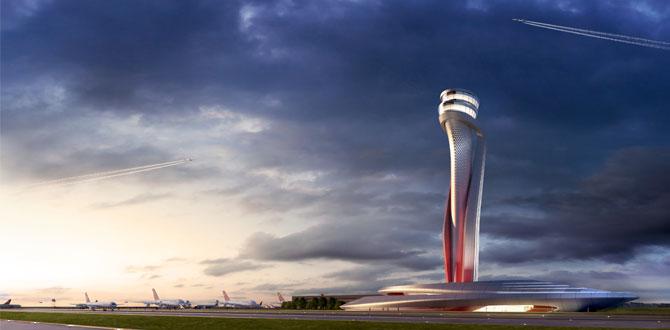 İstanbul Havalimanı'na ahşap tasarım…
