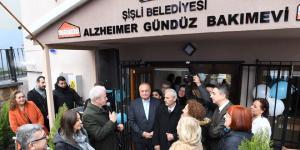 Alzheimer Gündüz Yaşam Evi yenilendi…