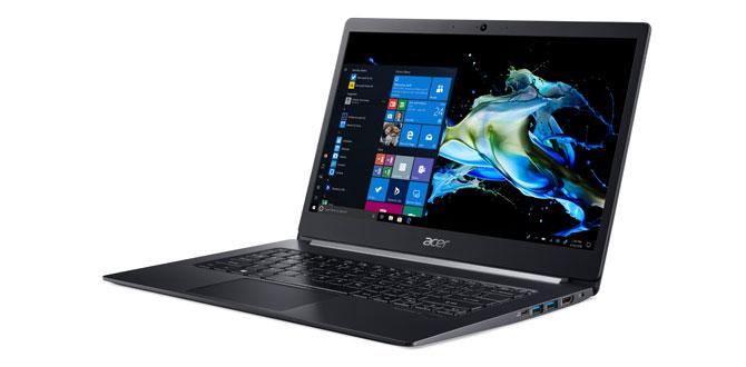 Acer'dan profesyoneller için en hafif ve en ince dizüstü bilgisayar serisi…