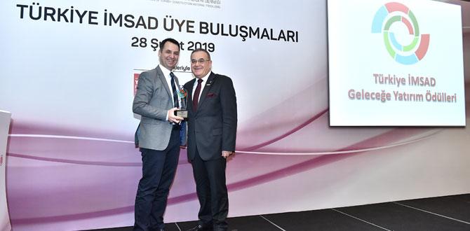 Betek Boya'ya Türkiye İMSAD'dan Çevre Ödülü…