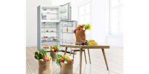 Bosch XXL buzdolaplarında tazelik ve geniş iç hacim bir arada!