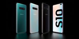 Yeni Samsung Galaxy S10 ailesi Türkiye'ye Merhaba dedi…