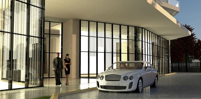Tago Architects'ten Anadolu Yakası'na yeni nesil konut tasarımı: Daire Kartal