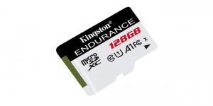 Kingston Digital'den yüksek dayanıklılığa sahip yeni MicroSD kartlar…
