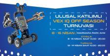 Dünyanın en büyük robotik etkinliği Marmara Park'ta!