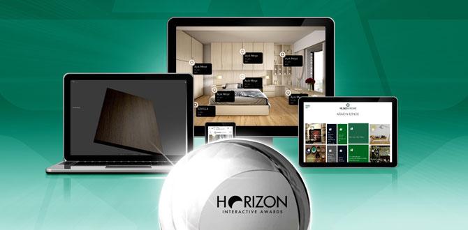 Yıldız Entegre'ye Horizon Interactive Awards'tan Gold WinnerÖdülü!