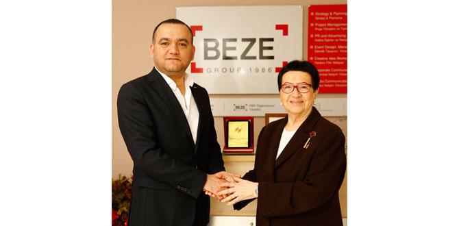 Pozitera, iletişim ve iş geliştirme alanlarında Beze Group ile çalışmaya başladı…