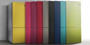 Bosch Vario Style buzdolapları ile dilediğiniz zaman tarzınızı değiştirin…