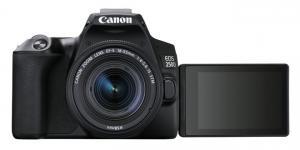 Teknolojik babaların hediyesi: Canon EOS 250D