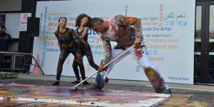 Binlerce sanatsever festivalde buluştu…