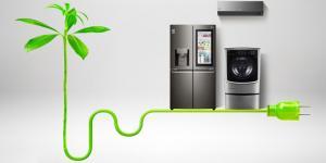 LG'den enerji tasarruflu ürünler…