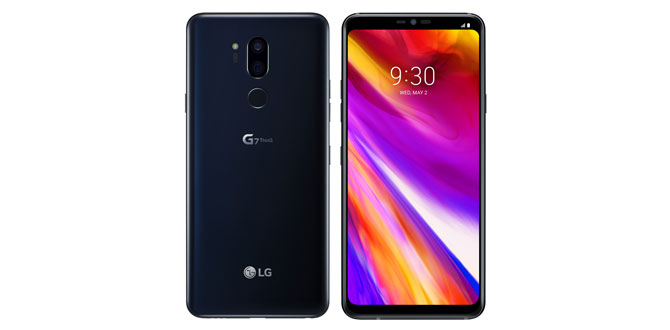 LG'den düşük SAR değeri…