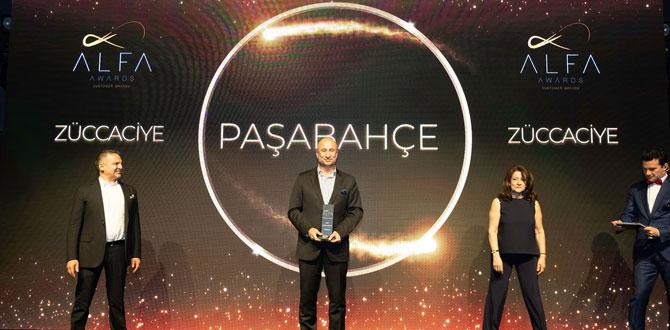 A.L.F.A. Awards'dan Paşabahçe'ye ödül…