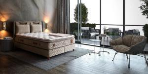 Robot yatırımlar yatak sektörünü büyütüyor…
