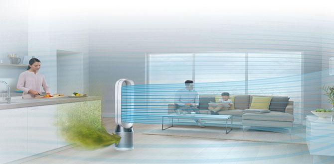 Yaz sıcaklarına Dyson'dan serinletici çözümler…
