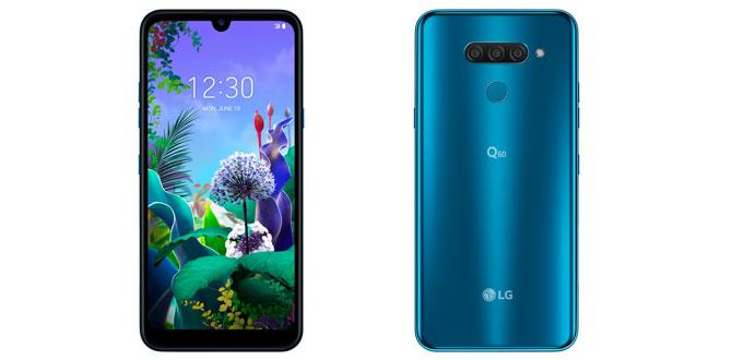 LG Q60: Üç arka kamera ile mükemmel görüntü…