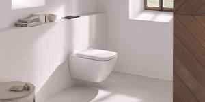 Banyolardaki tüm köşeleri Geberit Omega tutuyor!