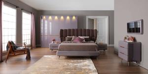 Soho Yatak Odası ile güne güzel bir başlangıç…