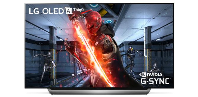 LG Oled TV'ler büyük ekranda oyun keyfi için NVIDIA G-SYNC destekliyor…