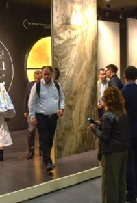 Kale'den, seramiğin kalbi İtalya'da 'Kalesinterflex' rüzgarı…