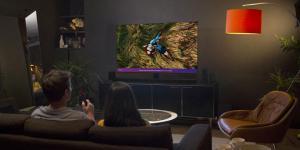 OLED TV'ler düşük mavi ışık seviyesi ile gözleri koruyor…