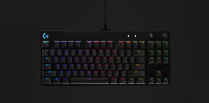 Logitech G yeni PRO X mekanik oyun klavyesini tanıttı…