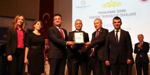 """""""Yüksek Teknoloji Ödülü"""" Vestel'in…"""